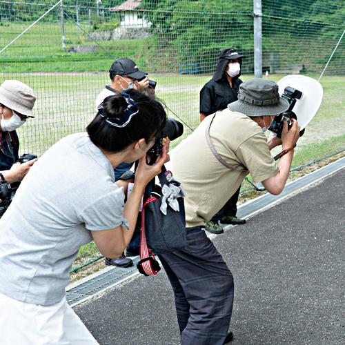画像 生涯学習フェスティバル「人生100年時代」写真展に向けて、撮影会を実施