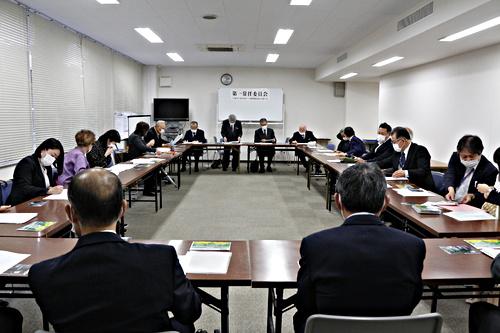 画像 令和3年10月19日(火)常任委員会(第一・第二)が開かれました。