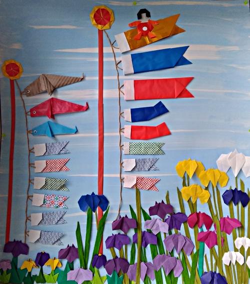 カルチャー教室「折り紙」
